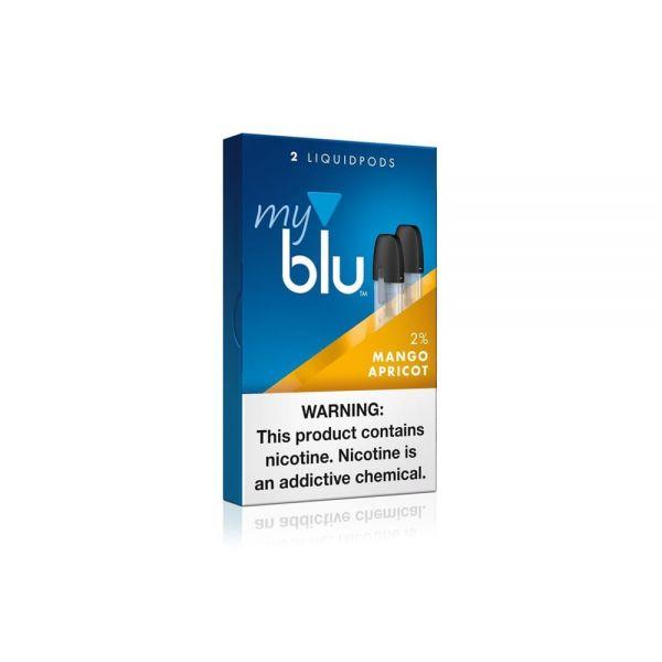 my.Blu - 2x Mango Apricot 0mg