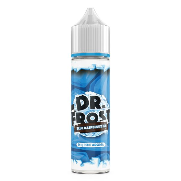 Dr. Frost - Blue Raspberry Ice Aroma 14ml Longfill