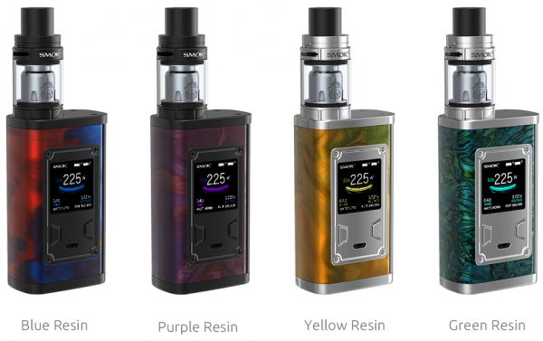 SMOK - Majesty 225W + X-Baby Beast Kit
