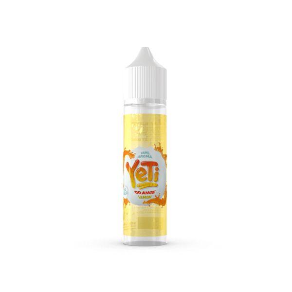 Yeti - Orange Lemon Aroma 15ml Longfill