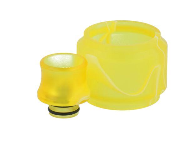 TFV12 Baby Prince Glas+Driptip - Gold