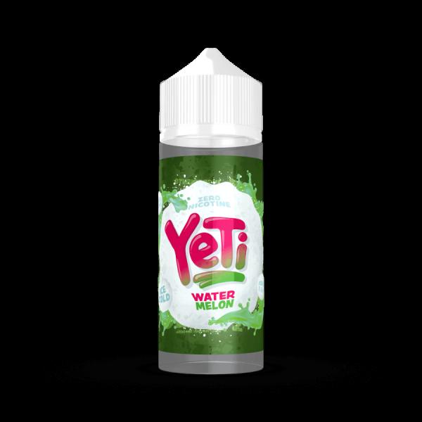 Yeti - Watermelon Liquid 100ml Shortfill