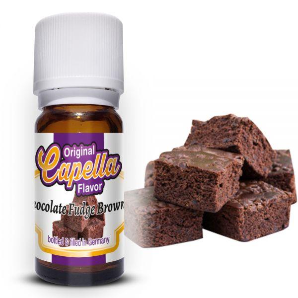 Capella - Chocolate Fudge Brownie