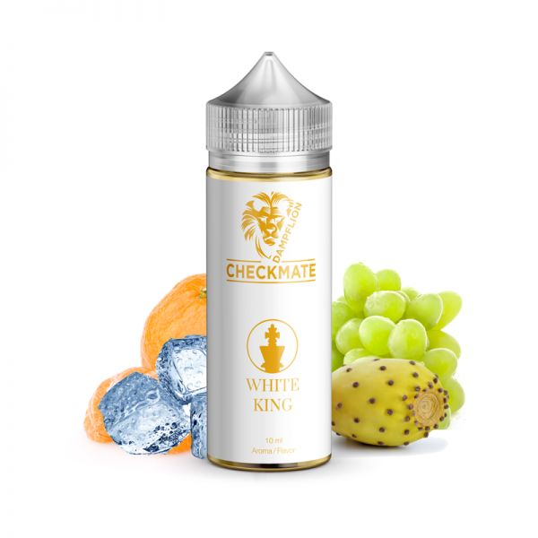 Dampflion Checkmate Aroma - White King 10ml Longfill