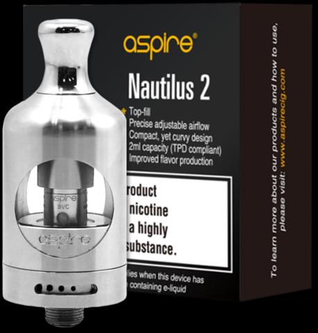 Aspire - Nautilus 2 Verdampfer
