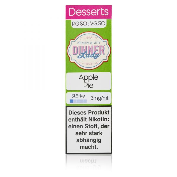 Dinner Lady Desserts 50/50 - Apple Pie