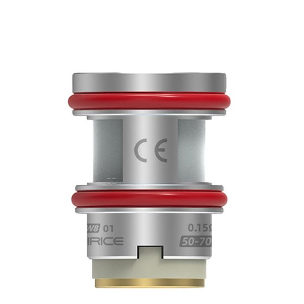 Wirice - Launcher W8-01 Mesh Coil 0.15 Ohm 3er Pack