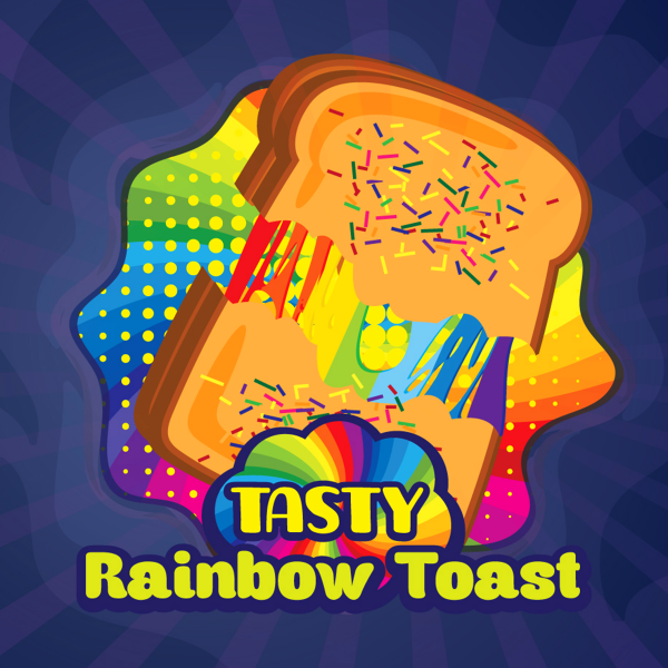 Big Mouth - Rainbow Toast