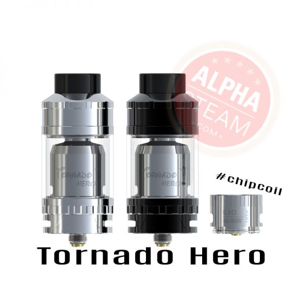 iJoy - Tornado Hero RTA