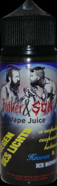 Father & Son - Segen des Lichts Aroma Longfill
