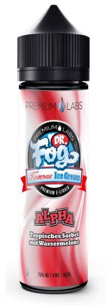Dr. Fog - ALPHA Ice Cream