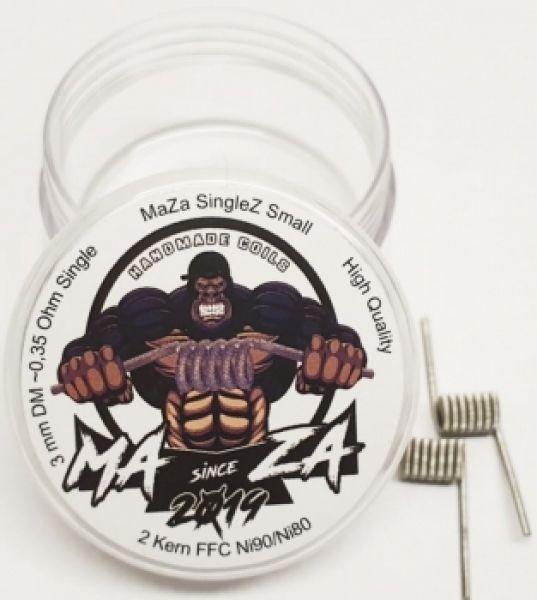MaZa Handmade Coils - SingleZ Small 0.35 Ohm 2er Pack