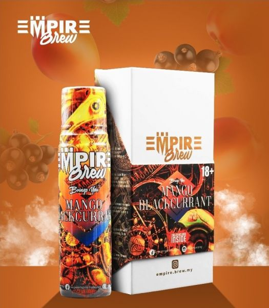 Empire Brew - Mango Blackcurrant Liquid 50ml Shortfill