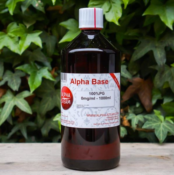 Alpha Base - 100% PG 1000ml