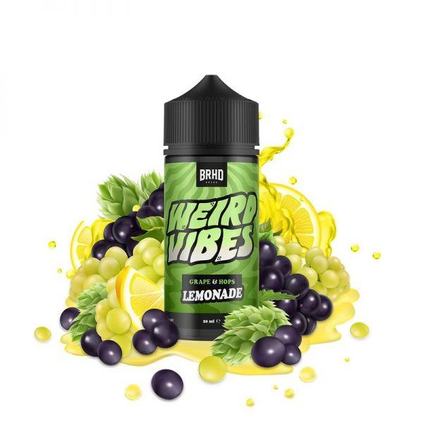 BRHD Weird Vibes - Grape & Hops Lemonade Aroma 20ml Longfill