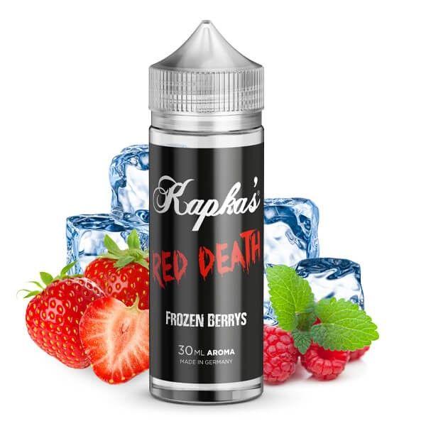 Kapka's Flava - Red Death Aroma 30ml Longfill
