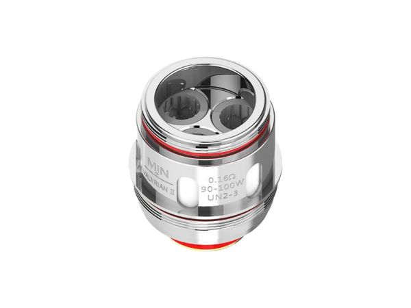 Uwell - Valyrian 2 Triple Mesh Coils | 0.16 Ohm