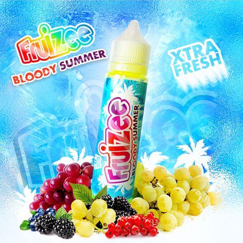 Fruizee - Bloody Summer Liquid 50ml Shortfill