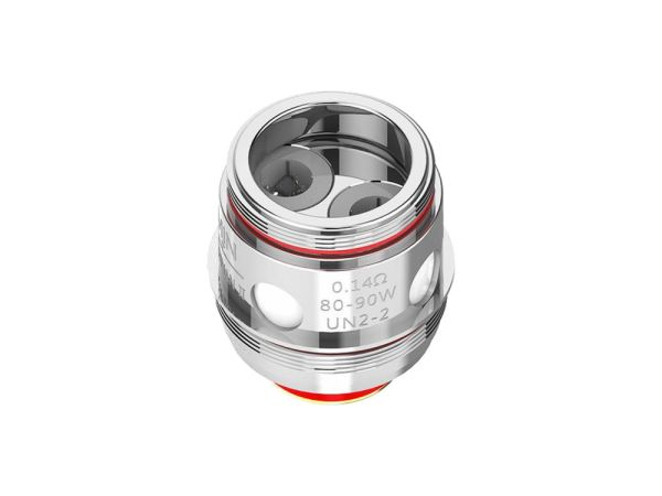 Uwell - Valyrian 2 Dual Mesh Coils | 0.14 Ohm