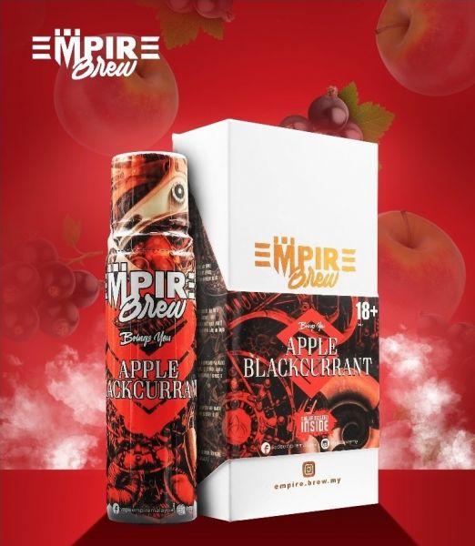 Empire Brew - Apple Blackcurrant Liquid 50ml Shortfill