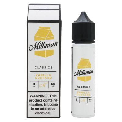 The Milkman - Vanilla Custard Liquid