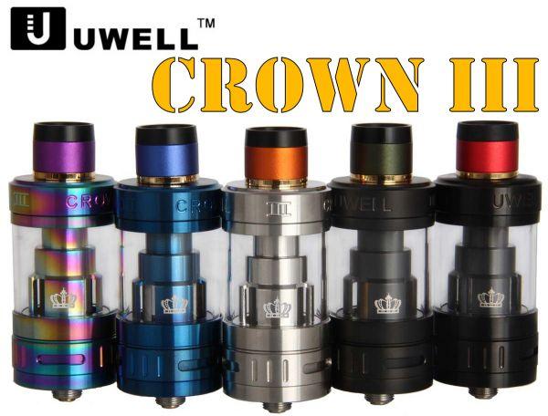 UWELL - Crown 3 Verdampfer
