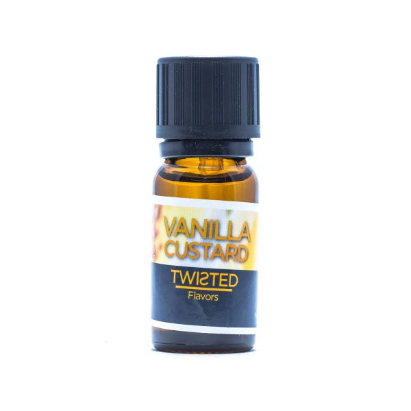 Twisted - Vanilla Custard Aroma 10ml