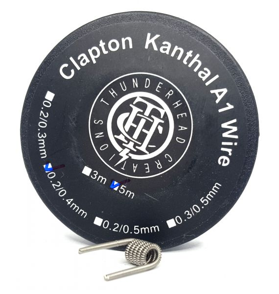 Clapton Wire -Rolle-