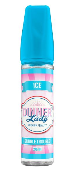 Dinner Lady ICE - Bubble Trouble Aroma 20ml Longfill
