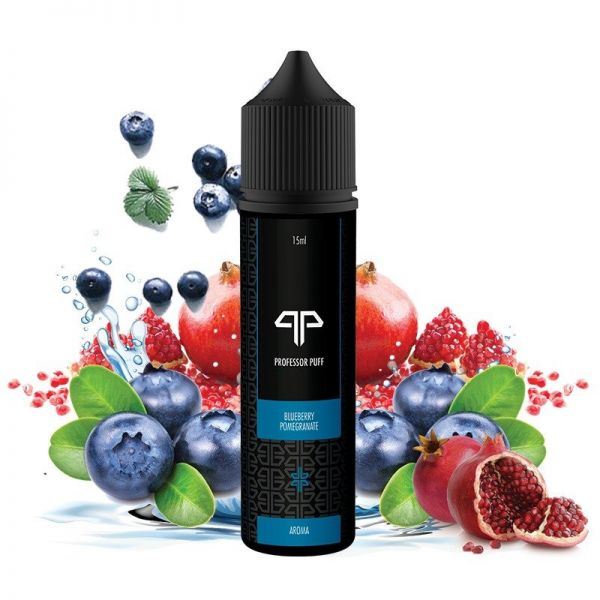 Professor Puff - Blueberry Pomegranate Aroma 15ml Longfill