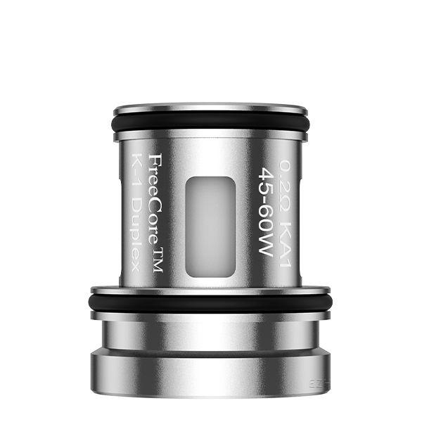 Vapefly - FreeCore K-1 Duplex Mesh Verdampferkopf 0.2 Ohm 3er Pack