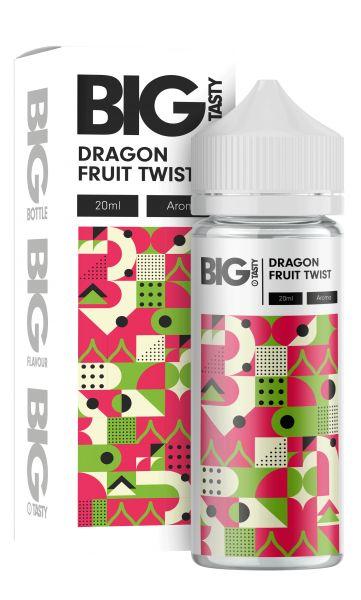 Big Tasty - Dragon Fruit Twist Aroma 20ml Longfill