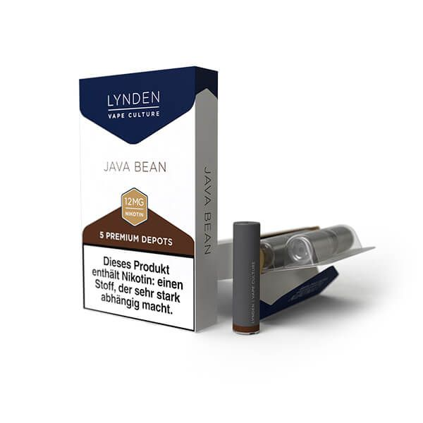 LYNDEN - Premium Set Depot Java Bean 5er Pack