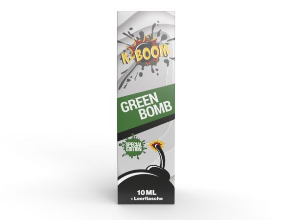 K-Boom - Green Bomb Special Edition Aroma 10ml Longfill