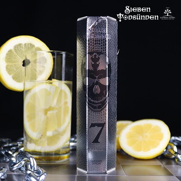 Expran - 7 Todsünden Aroma - #7 Trägheit