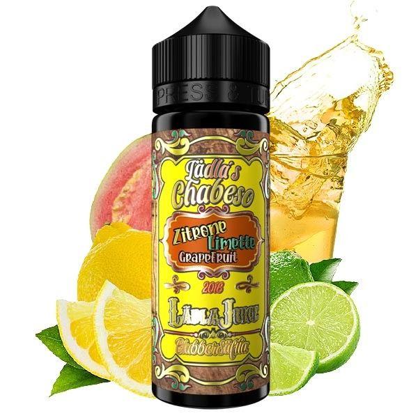 Lädla Juice Chabeso - Zitrone Limette Grapefruit Aroma 20ml Longfill
