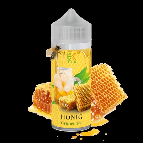 KTS Tea Serie - Honig Aroma 30ml Longfill