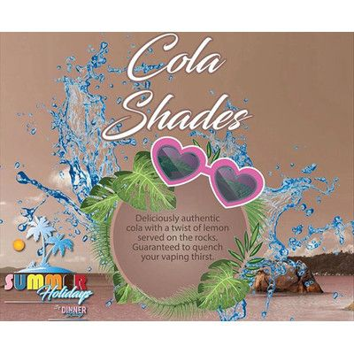 Dinner Lady - Cola Shades