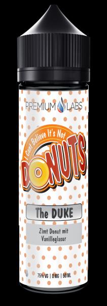 Premium Labs Donuts - The Duke Liquid