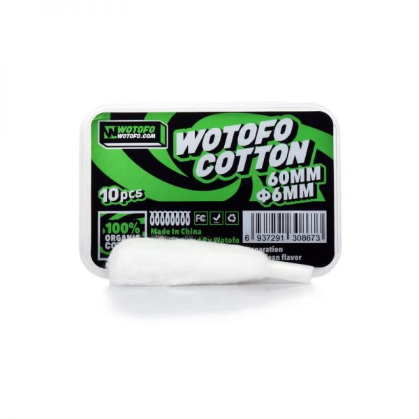 Wotofo - Profile RDA Xfiber Watte Pack