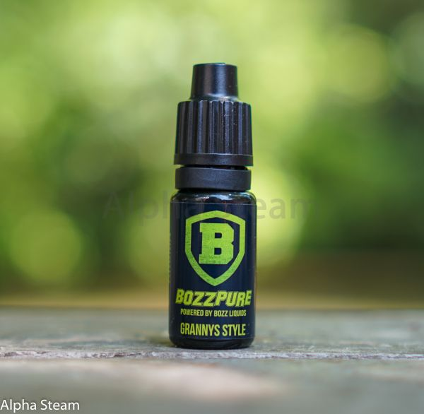 Bozz Pure - Grannys Style Aroma 10ml