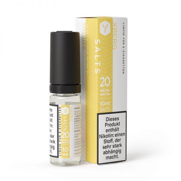 LYNDEN - X-Berg Nikotinsalz Liquid 10ml 20mg/ml
