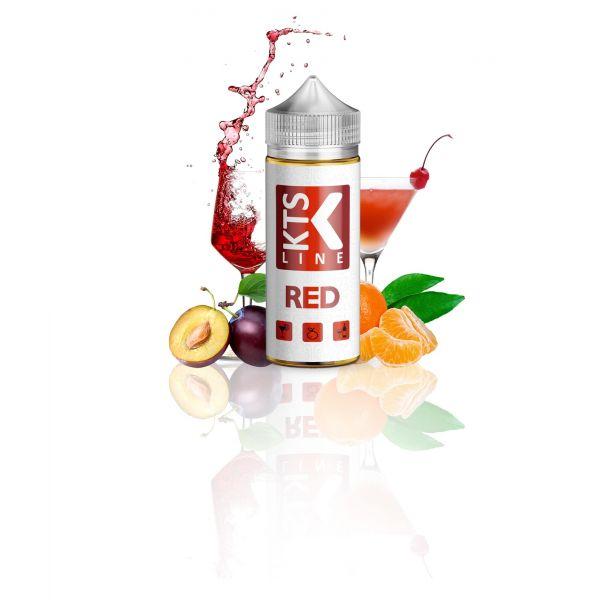 KTS Line - Red Aroma 30ml