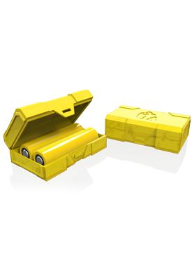Akkubox | Gelb
