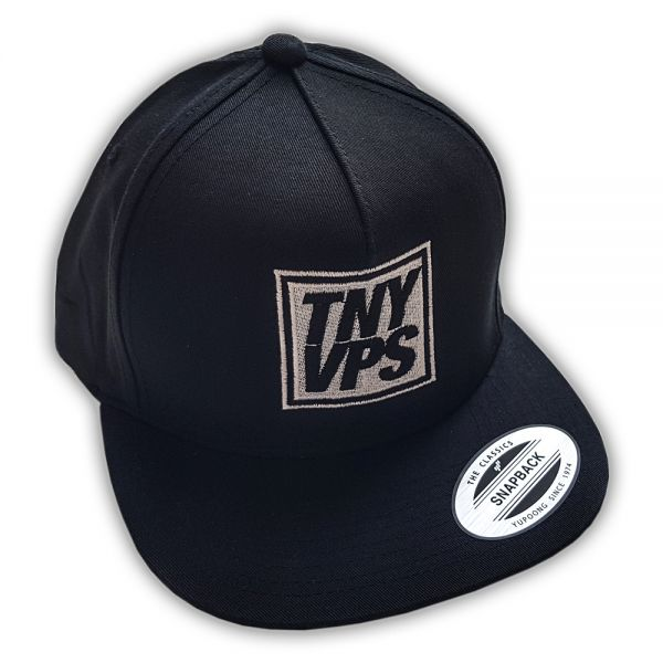 TNYVPS - Original Snapback Cap für Dampfer Tony Vapes