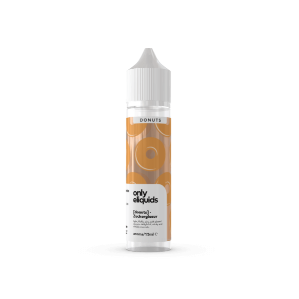 Only - Zuckerglasur Donut Aroma 15ml Longfill