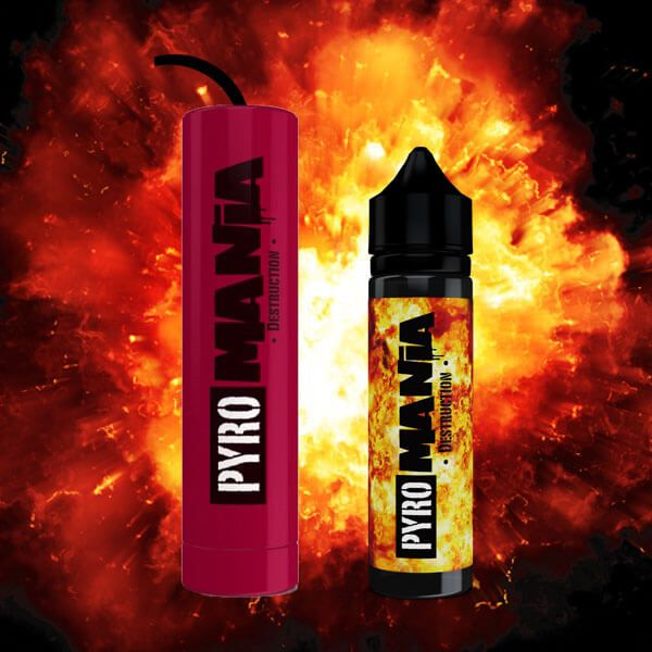 Pyromania - Destruction Aroma 15ml Longfill
