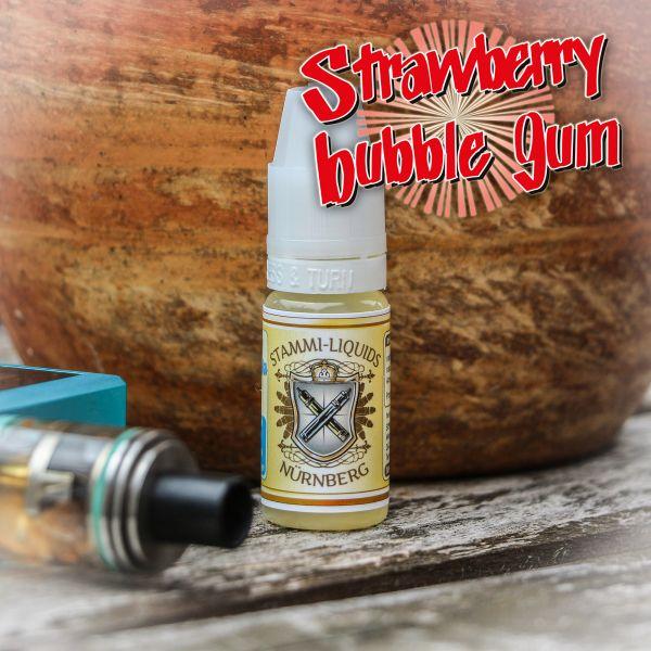 Strawberry-Bubble Gum Stammi Aroma