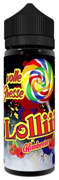 Lädla Juice - Himbeerlolli Aroma 20ml Longfill
